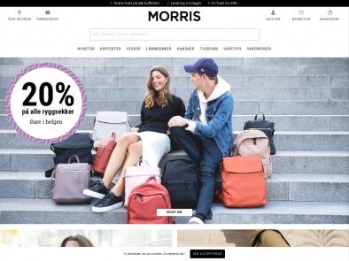 Morris skjermbilde