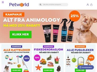 Petworld skjermbilde