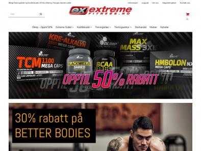 Extreme Fitness skjermbilde