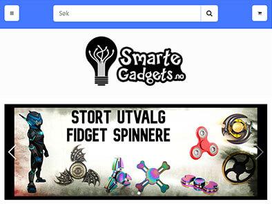 Smarte Gadgets skjermbilde