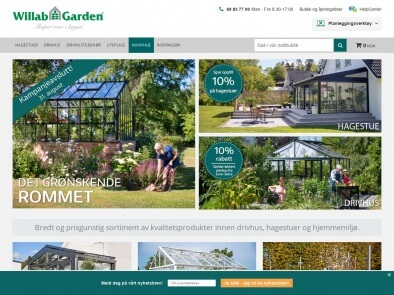 Willab Garden skjermbilde