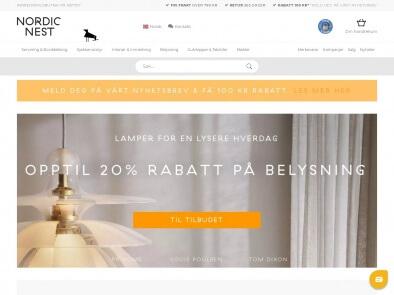 Nordic Nest skjermbilde