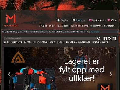 Lars Monsen skjermbilde