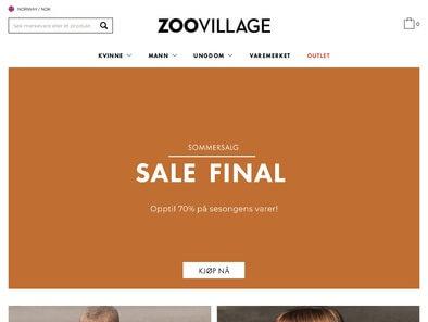 Zoovillage skjermbilde