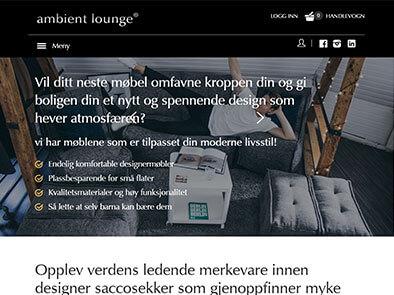 Ambient Lounge skjermbilde