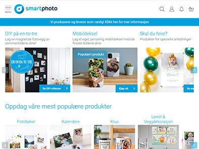 smartphoto skjermbilde