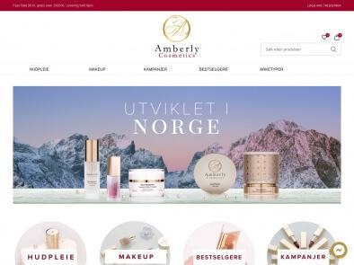 Amberly skjermbilde