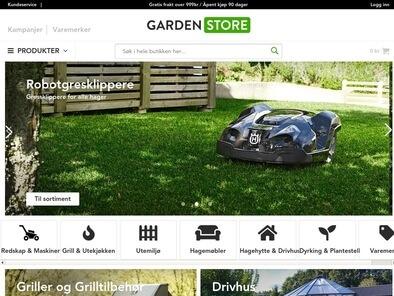 GardenStore skjermbilde