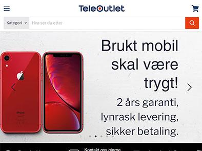 TeleOutlet skjermbilde