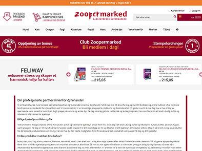 Zoopermarked skjermbilde