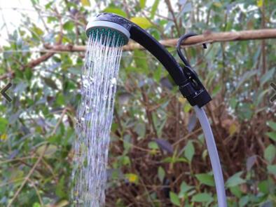 Bærbar dusj