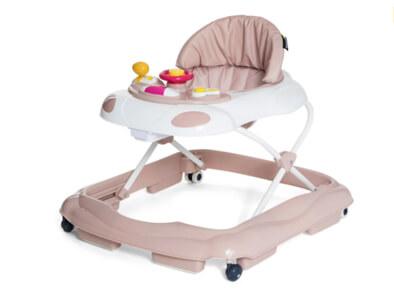 Gå-stol for babyer