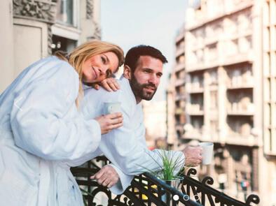Luksusopphold på hotell (for to)