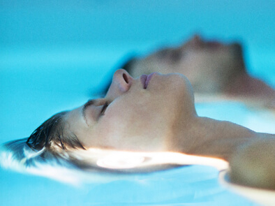 Parfloating med massasje