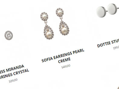 Rimelige og elegante smykker på Jewelbox.no