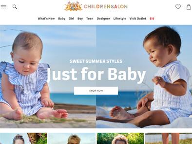ChildrenSalon skjermbilde