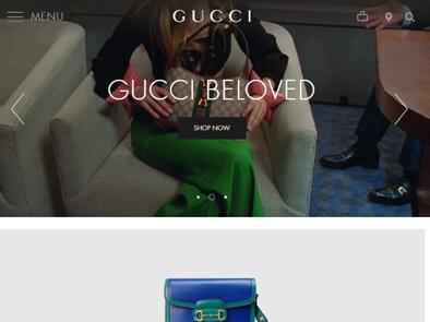 Gucci skjermbilde