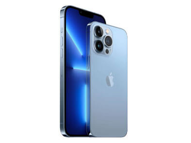 Helt rå mobil – iPhone 13 Pro